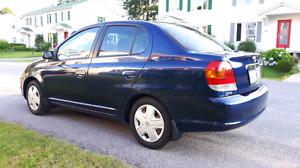 Toyota Echo 2005 aut., Air climatisé