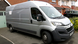 Relay man and van services