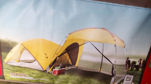 Tent and screen tent