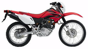 Honda Crf 230 Street and trail