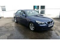 BMW 525i se 2004 6 speed manual low miles !!