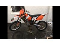 KTM SXF 450 Motocross Bike