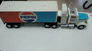 Beautiful Pepsi Truck