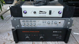 INKEL PROFESSIONAL POWER AMPLIFIER MA-620