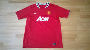 Man United and Other Youth Soccer Jerseys