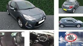 2011 Citroen DS3 1.6 HDi DStyle 3dr