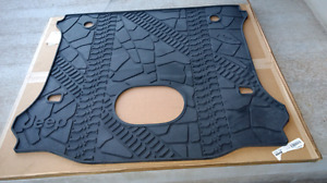 Jeep Rear Cargo Mat