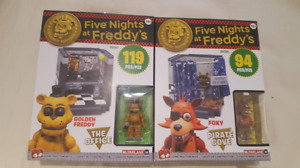 Five Nights at Freddys Construction Sets - Classic Edition