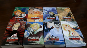 FMA Manga Collection