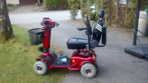 Karma Mobility Scooter - MINT! Reduced from $1000