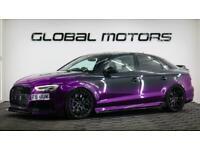 2018 Audi RS3 SALOON ** BEVO STAGE 3 710BHP ** Semi Auto Saloon Petrol Automatic