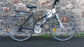 ORBEA. FULLY WORKING ADULT BIKE NO RUSTY FREE DELIVERY FULLY WORKING