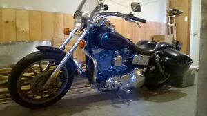2001 low rider Harley