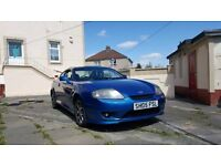 2005 Hyundai Coupe 1.6 6 month MOT not Toyota Celica