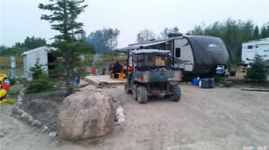 RV Park and Commercial land for sale Christopher Lake Saskatchew