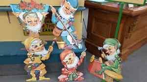 Vintage Christmas  Elves Stratford Kitchener Area image 2
