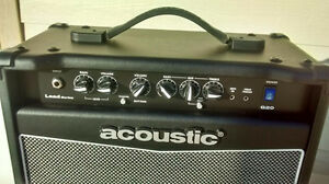 Acoustic G20 guitar amp