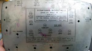 Dyna kit FM Tuner