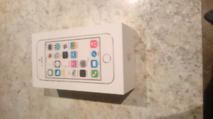 Iphone 5s Silver - 16gb