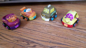 TODDLER SOFT CARS
