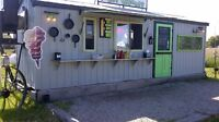 THRIVING CHIP WAGON/FRY STAND FOR SALE!
