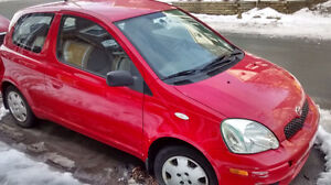 For parts or Fixer upper  -2005 Toyota Echo CE Coupe (2 door)