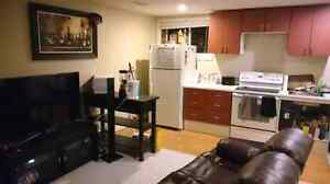 Bachelor / Studio Basement Suite in Taralake NE
