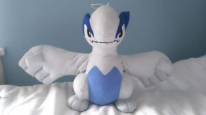"12 Inch ""Lugia"" Banpresto Pokemon Plush - Rare!"