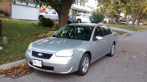 2006 Chevrolet Malibu LT Sedan