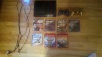 Console PS3 500 Go. comme neuf avec jeux et manette