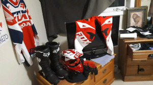 New Fox Racing Gear