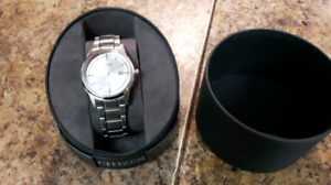 Citizen Ecodrive watch in new condition