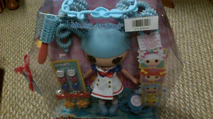 Brand New Lalaloopsy Doll Marina Anchor's