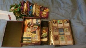 Zatchbell Trading Cards