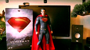 Superman and Jor El 1/6 Scale Hot Toys