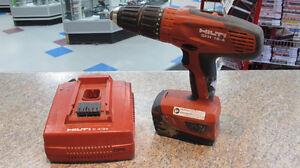 Hilti SFH 18-A Cordless Hammer Drill