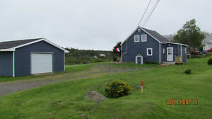 Cape Breton Beauty -Oceanfront Cottage