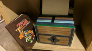Legend of zelda collectors edition strategy guides