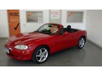2003 03 Reg Mazda MX5 1.8i Sport - ONLY 43,000 MILES - HEATED LEATHER SEATS
