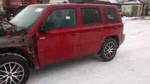 2010 Jeep Patriot Body Parts