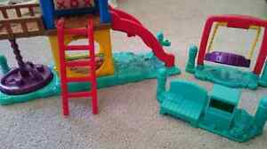 Fisher Price musical playground