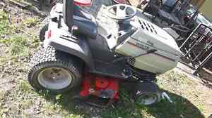 Craftsman white  16 twin lawnmower Stratford Kitchener Area image 2
