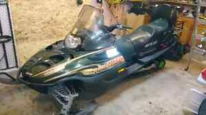 2002 Arctic Cat Panther 2 Up 550 Twin Fan Cooled