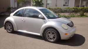 superbe new beetle 2000 automatic (mécanic A-1) tres propre
