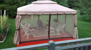 10 x 13 Replacement Canopy - Two Tiered