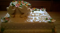 Grand Opening Lamoureux Bakery(cake by Danielle)