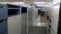 USED FILE CABINETS MANY SIZES COLOURS BRANDS WHY BUY NEW??