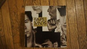 SIMPLE MINDS VINYL LP RECORD ALBUM