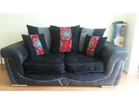2 Seater SCS 'Poppy' sofa (Severn Beach,Bristol)