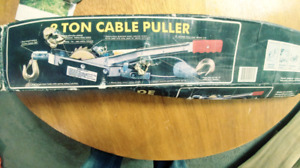 Trailer Cable puller